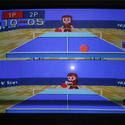 Virtual Ping Pong