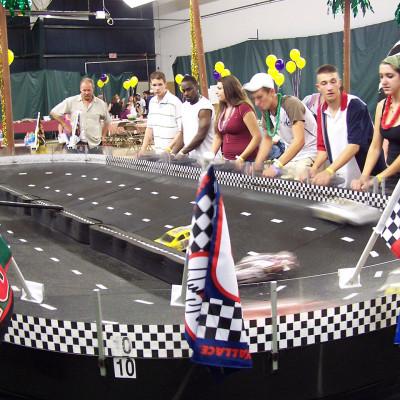 Micro-Reality Racing V