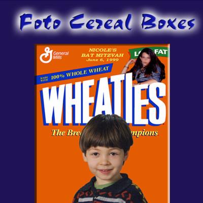 Foto Cereal Box