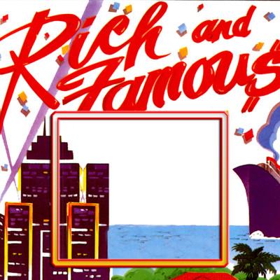 Rich & Famous Frame