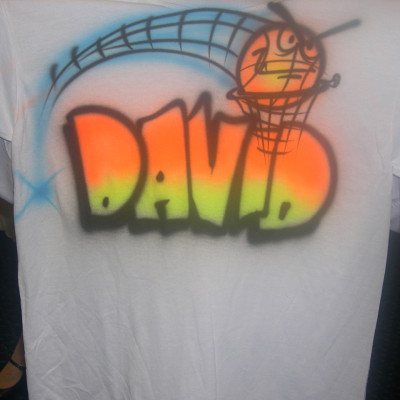 Air Brush T-Shirt II