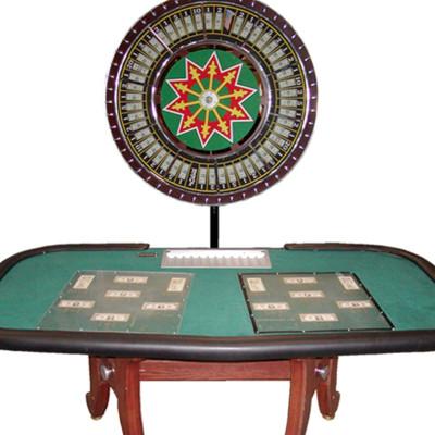 Big Money & Sports Wheel