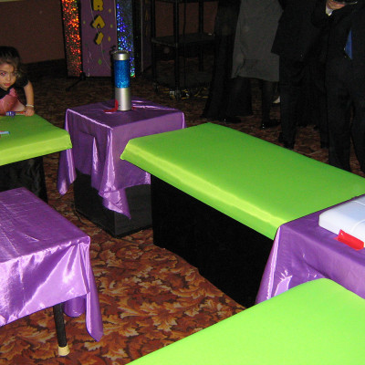 Mardi Gras Tables