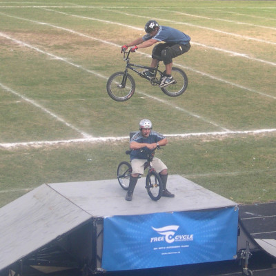 BMX Stunt Show II