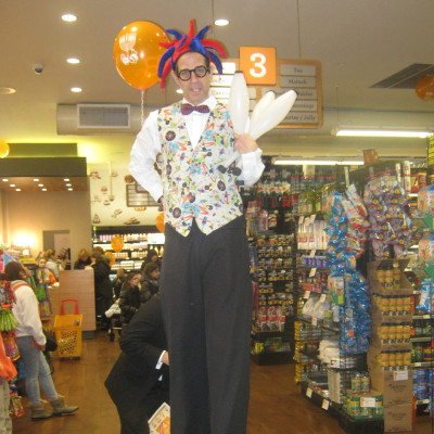 Stilt Walker II